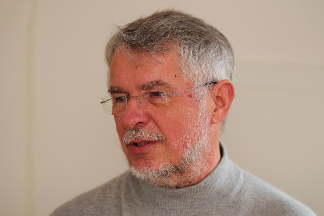 Wolfram Jokisch im Interview