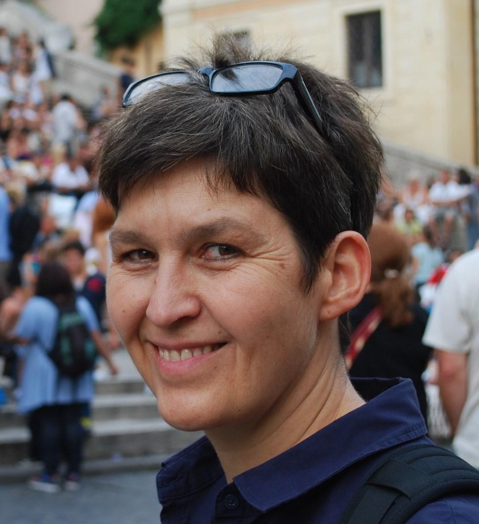 Dorothee Adolph Dialogpartnerin der Schmid Stiftung