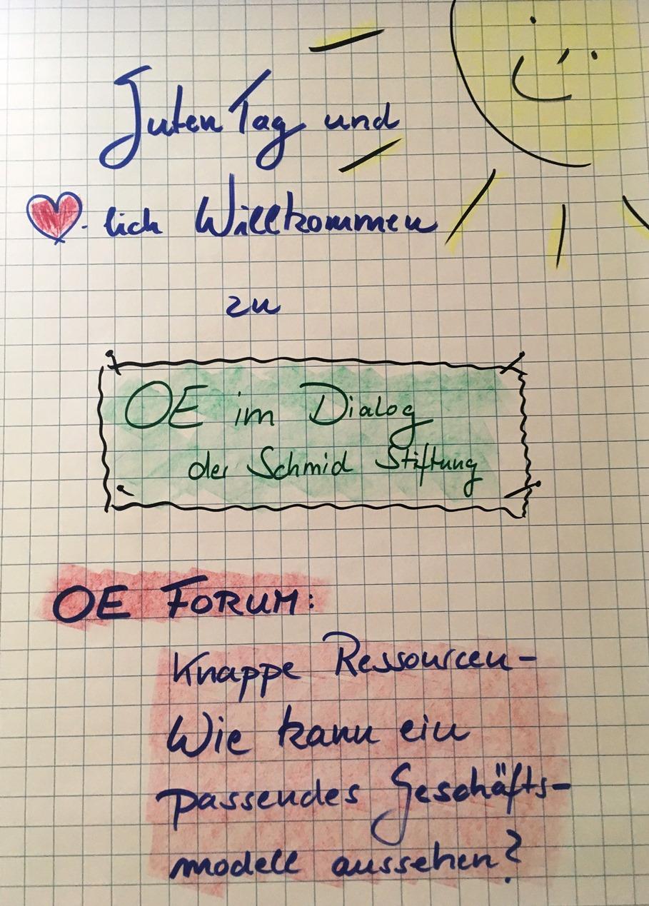 OE Forum der Schmid Stiftung