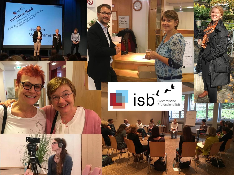 Impressionen vom isb Symposium Nord