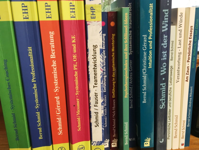 Bernd Schmids gesammelte Schriften im isb campus