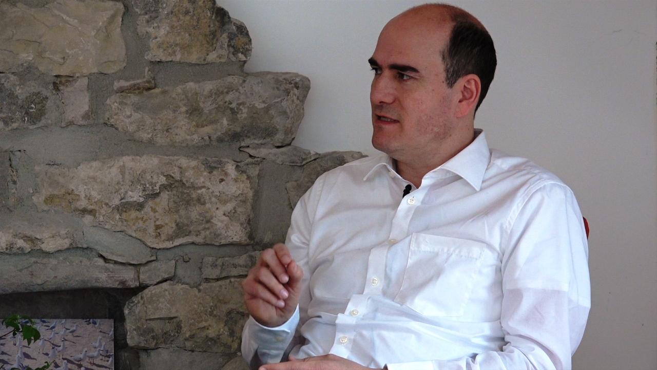Jaakko Johannsen im Interview