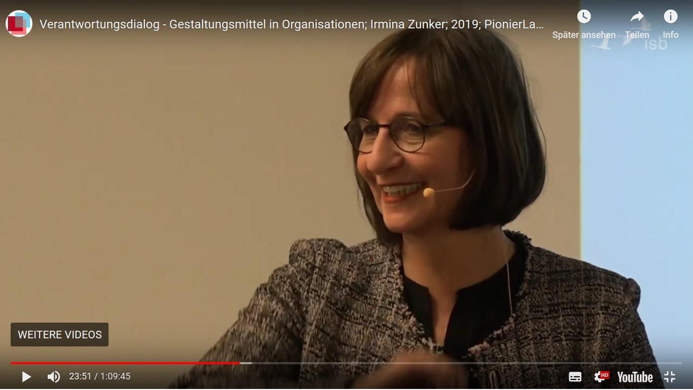 Irmina Zunker über Verantwortung beim PionierLabor 2019