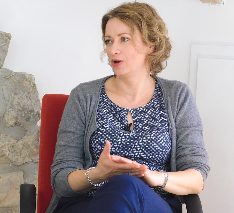 Andrea Mikoleit im Interview