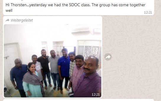 S-DOC India