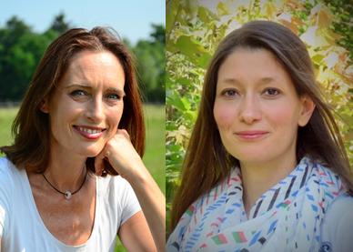 Nicole Truckenbrodt und Kathrin Fischbach