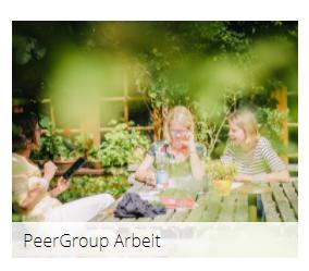 PeerGroup Arbeit am isb