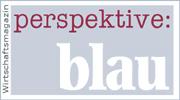 Perspektive Blau