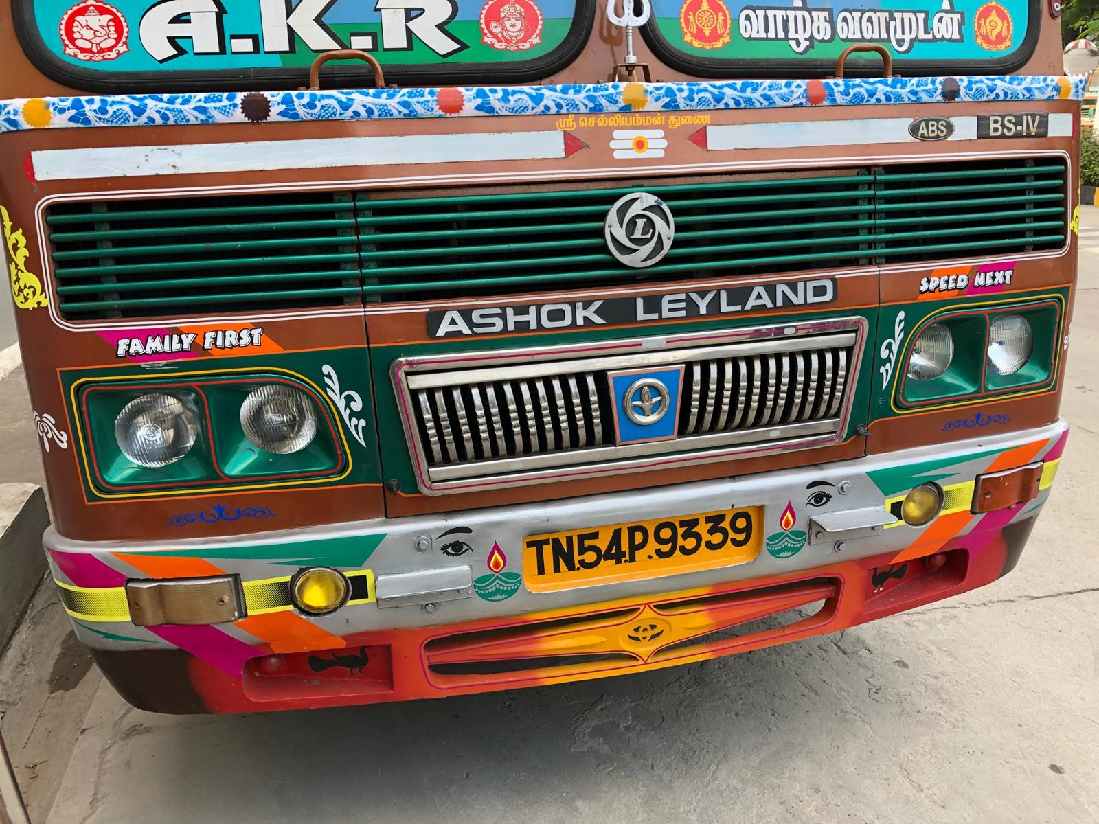 Roadshow in Indien