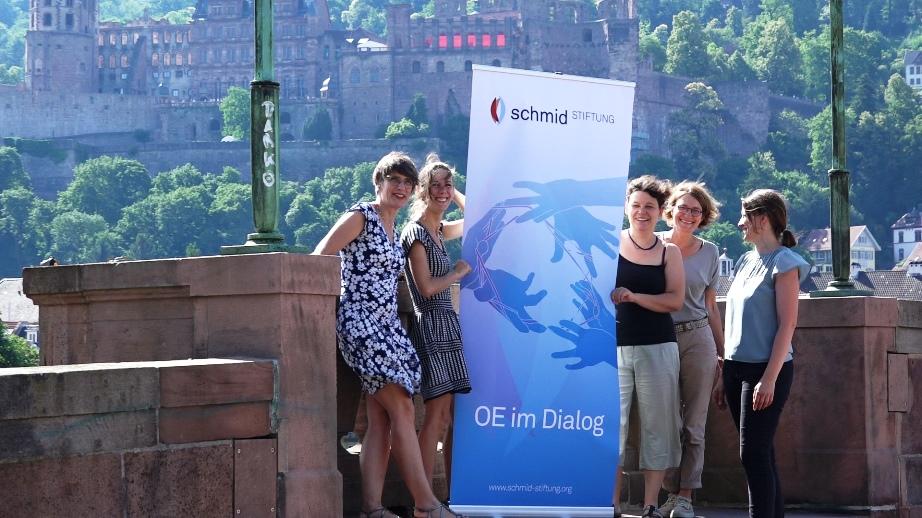 Auf bald in der Schmid Stiftung!