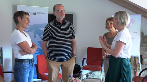 Dialogpartner der Schmid Stiftung