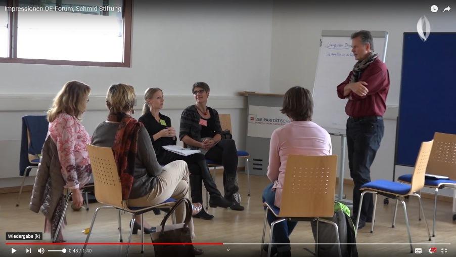 Impressionen der Schmid Stiftung