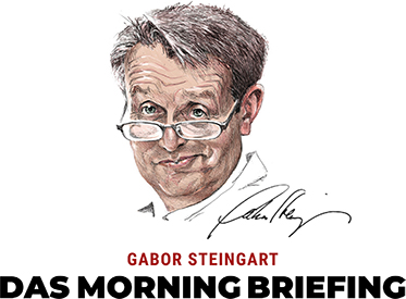 Gabor Steingarts Morning Briefing