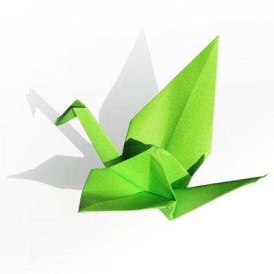 der grüne Schwan