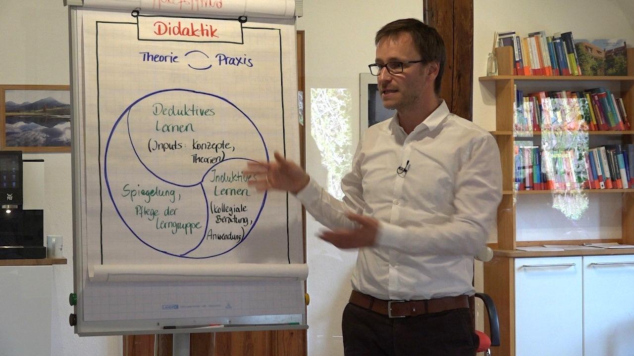 isb Orientierungstag mit Thorsten Veith