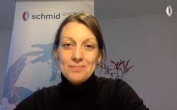 Susanne Ebert, Leiterin Schmid Stiftung