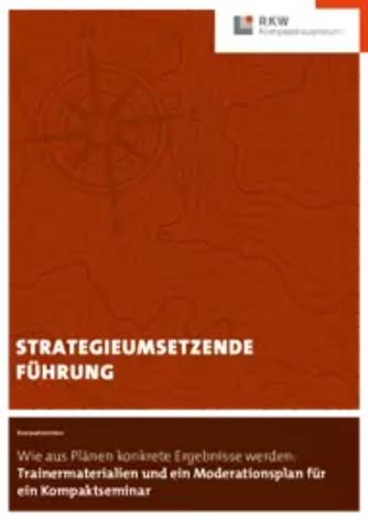 Workbook Strategieumsetzende Führung