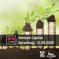 Venture Capital Sprechtag