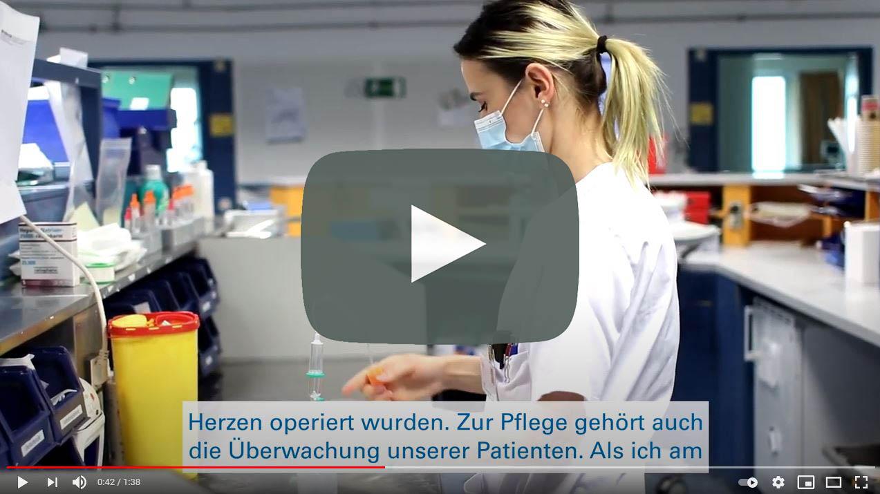 Von Albanien nach Deutschland: Pflege in der Kardiologie