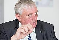NRW-Gesundheitsminister Karl-Josef Laumann