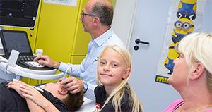 Zuversicht für die Zukunft – Ambulanz für kindlichen Schlaganfall