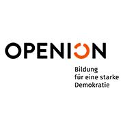 Logo OPENION © DKJS/wenkerottke