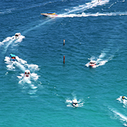 Schnellboot, Foto: CC0/pixabay