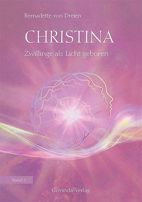 Cover Christina Zwillinge als Licht geboren