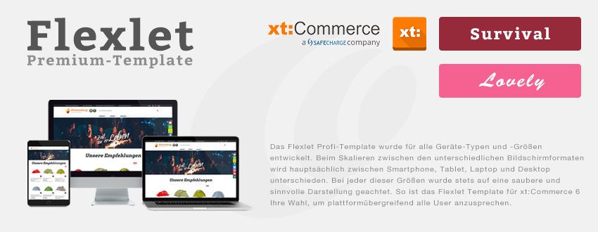 Flexlet Premium-Template