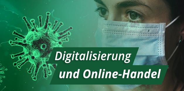 Online-Handel und Digitalisierung