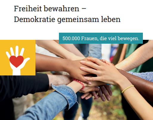 Demokratieflyer dlv