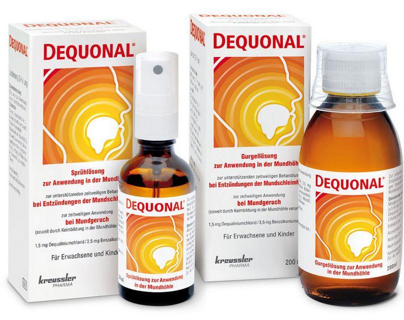 Dequonal Mundhygiene