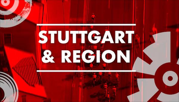 DT 21 Stuttgart und Region