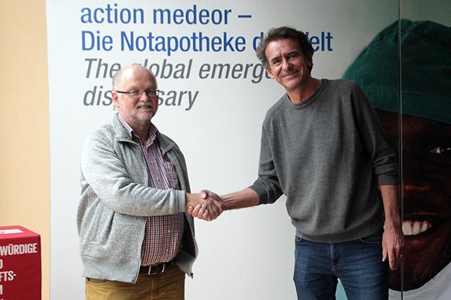 Dirk Angemer und Stefan Marx