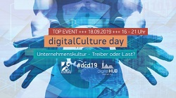 Digital culture day