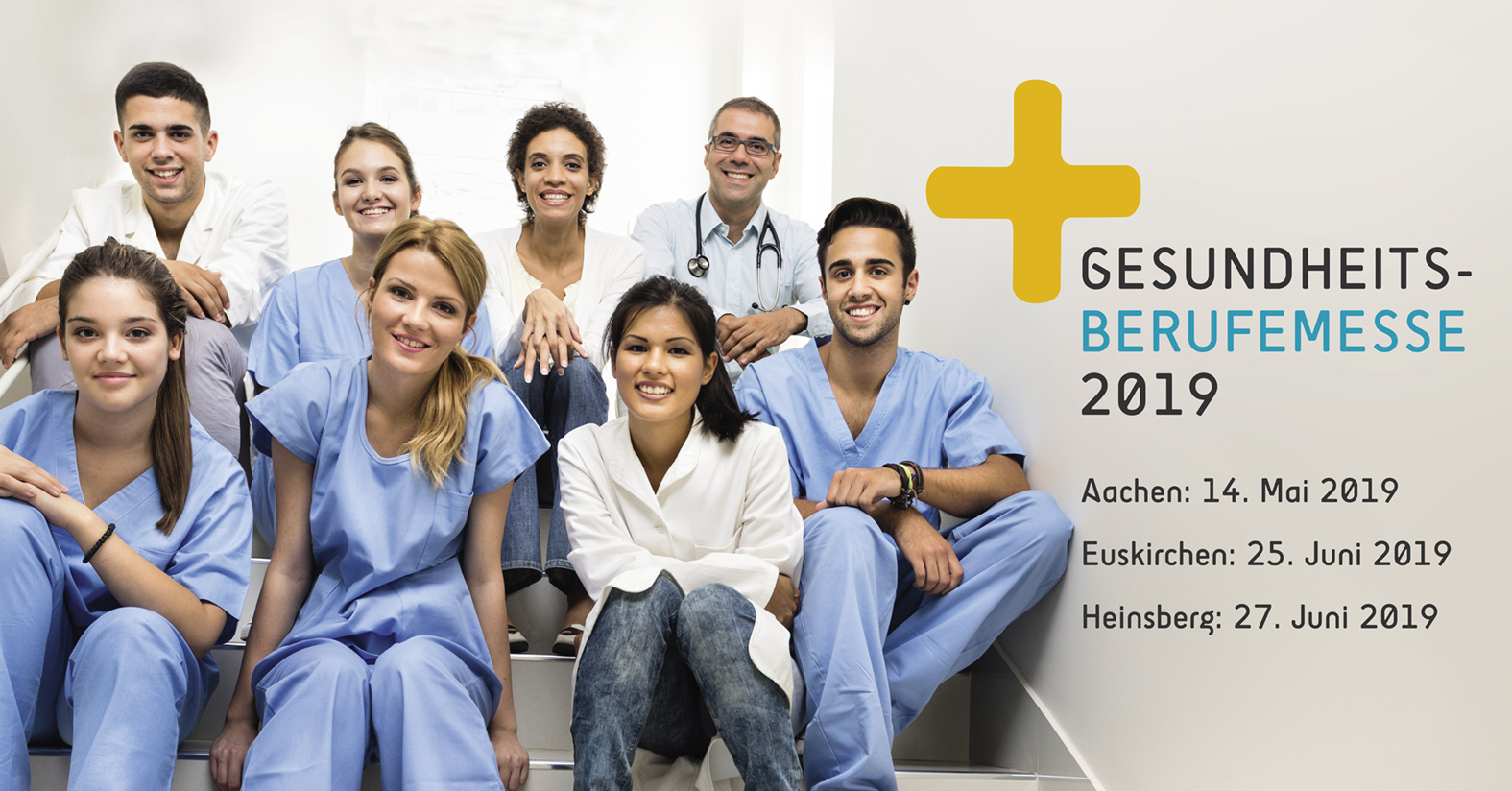 Bild Gesundheitsberufemesse