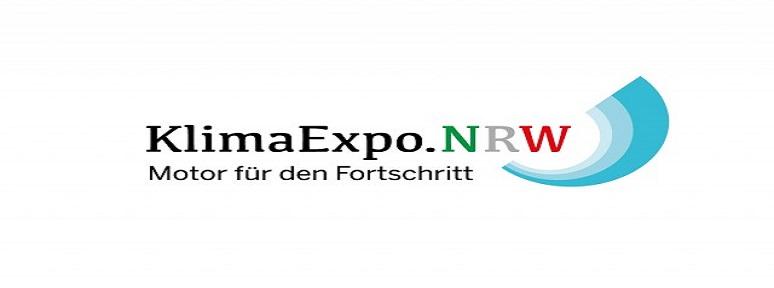 Logo Klima Expo NRW