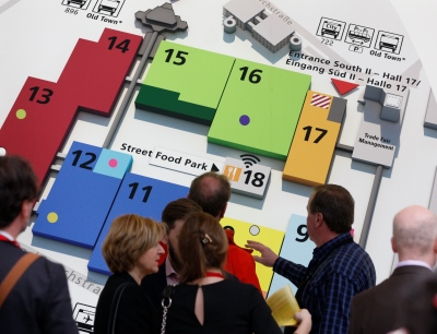 FHA-Food & Beverage and Prowine Asia 2020 in Singapore postponed, Photo: Messe Düsseldorf, Constanze Tillmann