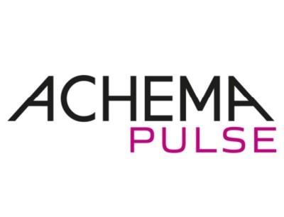 Logo der Achema Pulse 2021, Bild: Dechema