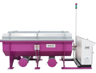 Das thermische Vakuumpyrolyse-System Vacuclean von Schwing Technologies reinigt Blasköpfe schnell, zuverlässig und umweltfreundlich, Bild: Schwing Technologies