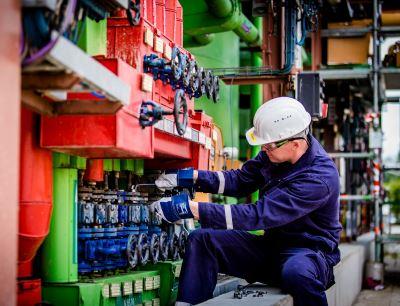 Verantwortung für die Instandhaltung von drei Anlagenclustern, Bild: Bilfinger