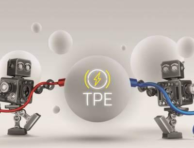 Elektrisch leitfähige TPE eröffnen für innovative Anwendungen wie Sensoren, elektrostatisch ableitende Komponenten oder intelligente Textilien für Sport und Sicherheitskleidung neue Möglichkeiten hinsichtlich Haptik, Funktionalität und Design, Bild: Kraiburg TPE