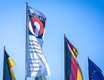 Die nächste Fakuma findet im Oktober 2021 statt, Bild: P. E. Schall GmbH & Co. KG