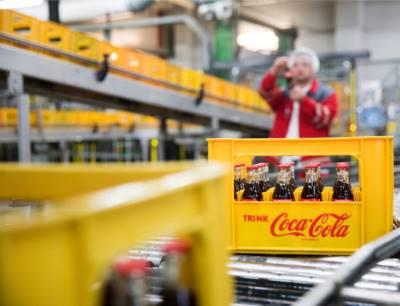 Starkes Halbjahres-Ergebnis 2019 für Coca-Cola Abfüller CCEP, Bild: Coca-Cola