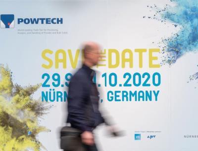 Gute Stimmung auf Powtech und Partec 2019