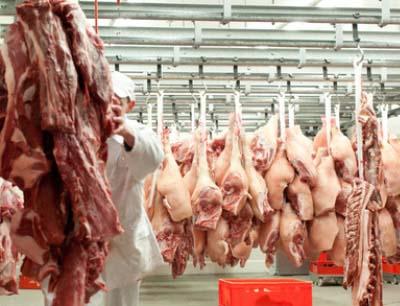 Fleischproduktion im 1. Halbjahr 2020: -0,6 Prozent gegenüber Vorjahr, Bild: fotolia.com - fineart-collection