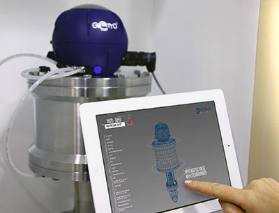 Hygienisches Hochdruckventil mit Dichtung von Freudenberg Sealing erhält 3-A Sanitary Standards Zertifizierung, Bild: Bardiani Valvole