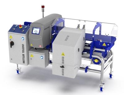 Mettler-Toledo stellt die neuen Metallsuchsysteme auf Förderband der CG Serie vor, Bild: Mettler Toledo