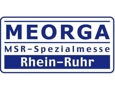 Logo der MSR-Spezialmesse 2020 in Bochum, Bild: Meorga Spezialmessen