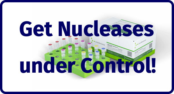 Get Nucleases under Control!